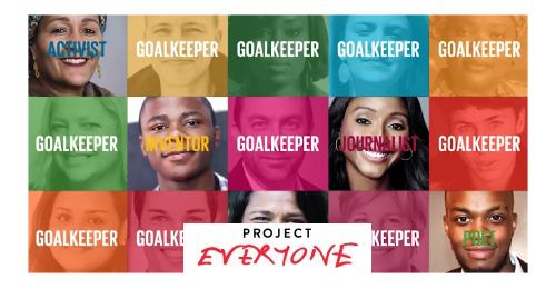 Global Goals: GoalKeepers17